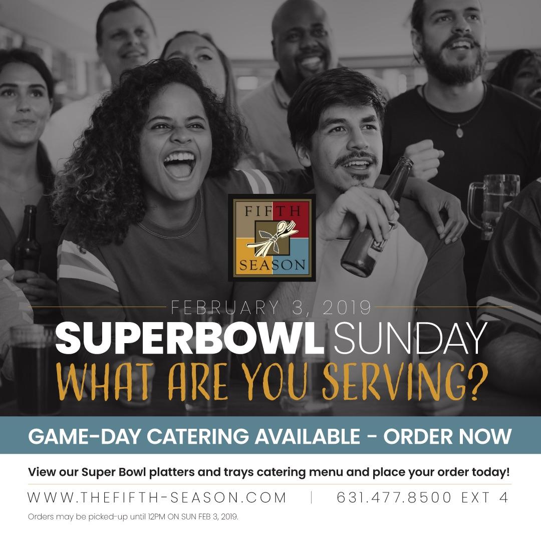 Super Bowl Sunday 2019 Image