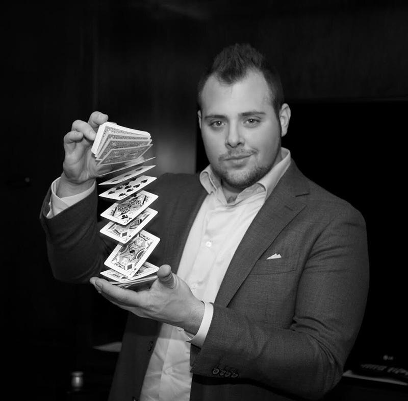 Image of Magician at Fifth Season