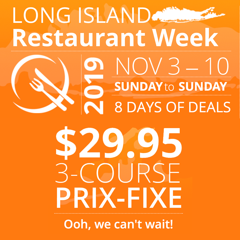 Restaurant Week November 2019
