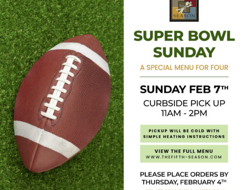 Super Bowl Sunday Package 2021