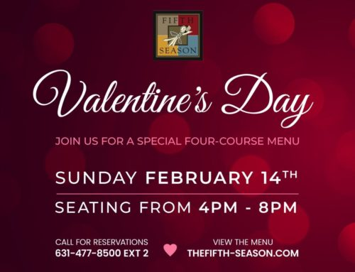 Valentine's Day Dine-In & Curbside Pickup Menus 2021