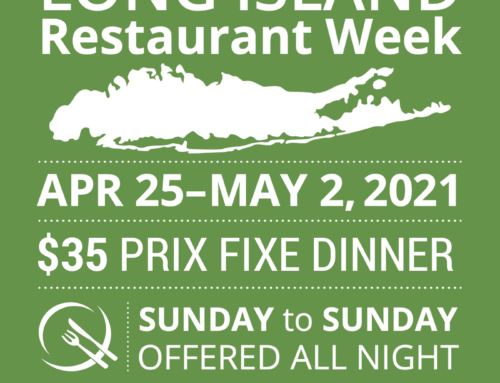 Restaurant Week 2021 (Apr 25-May 2)