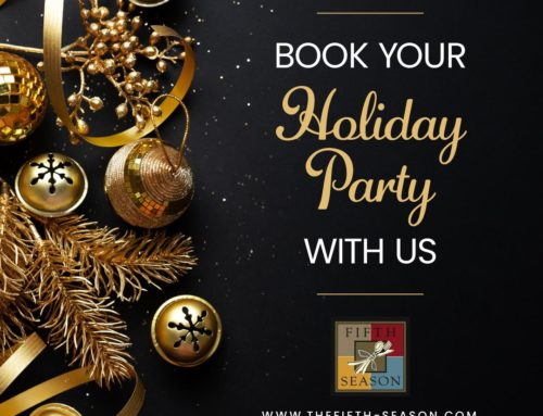 Book Your Holiday Party with us!