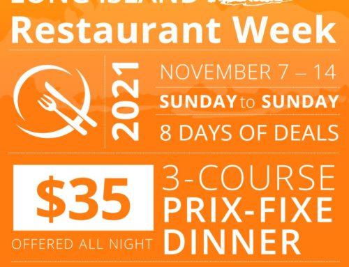 November 2021 Restaurant Week